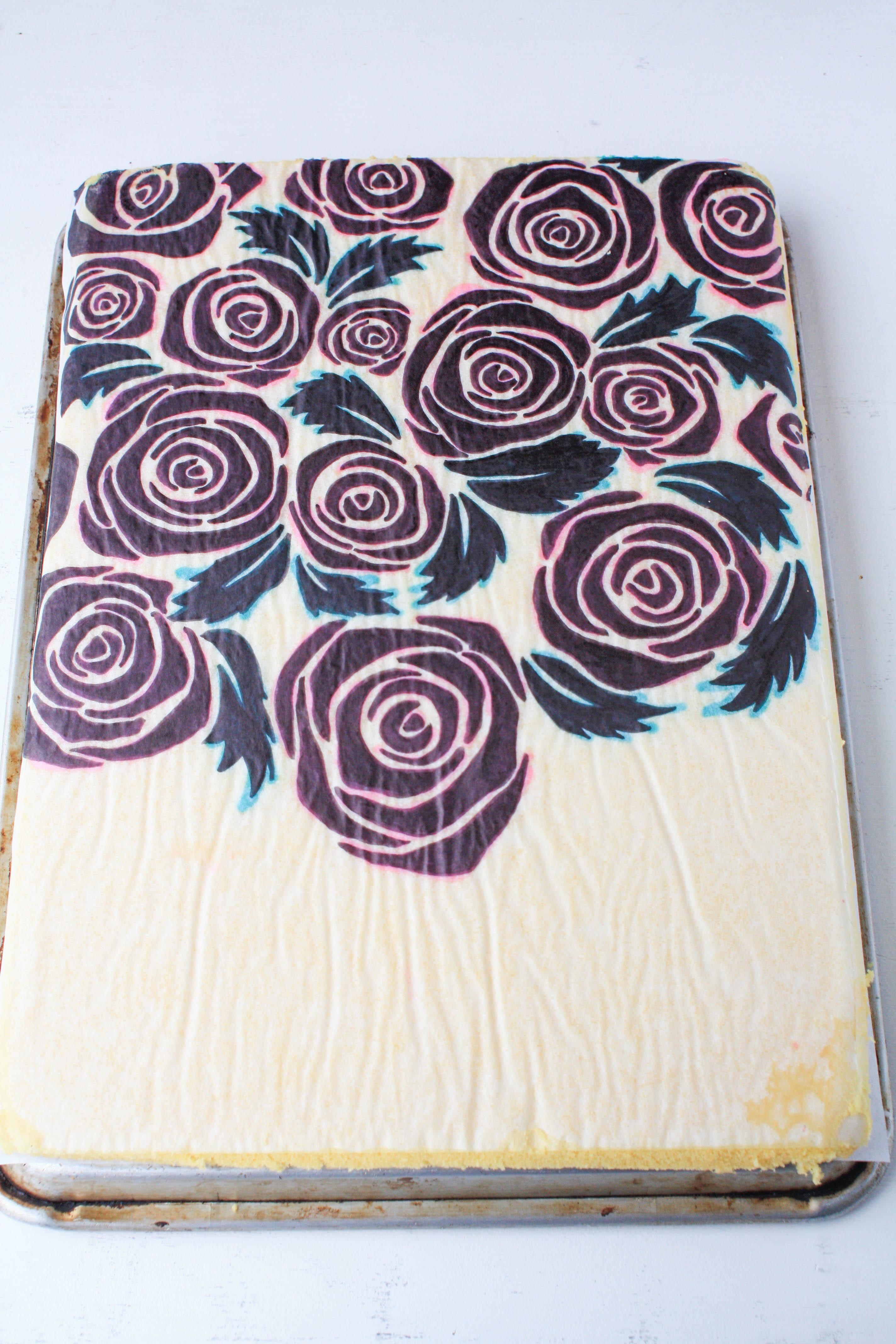Flipping The Roll Cake | Erin Gardner | Bluprint
