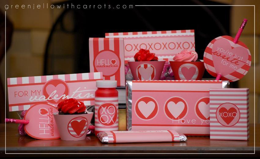 Valentine Treat Ensemble