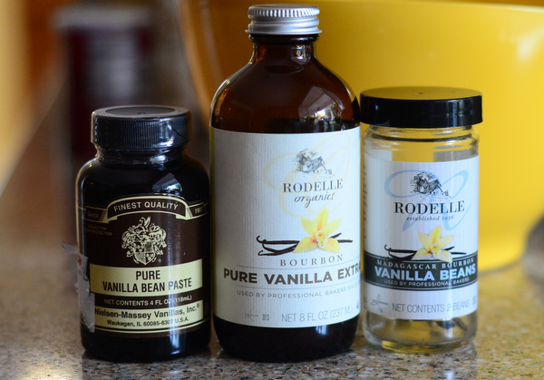 Three Different Vanillas