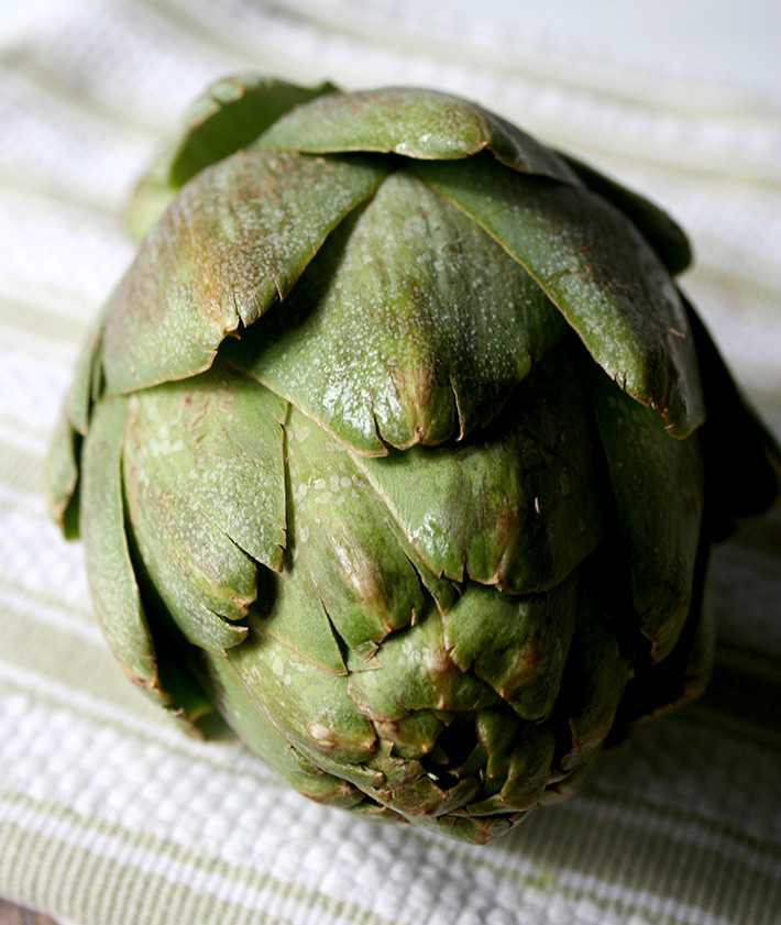 What to look for when choosing an artichoke