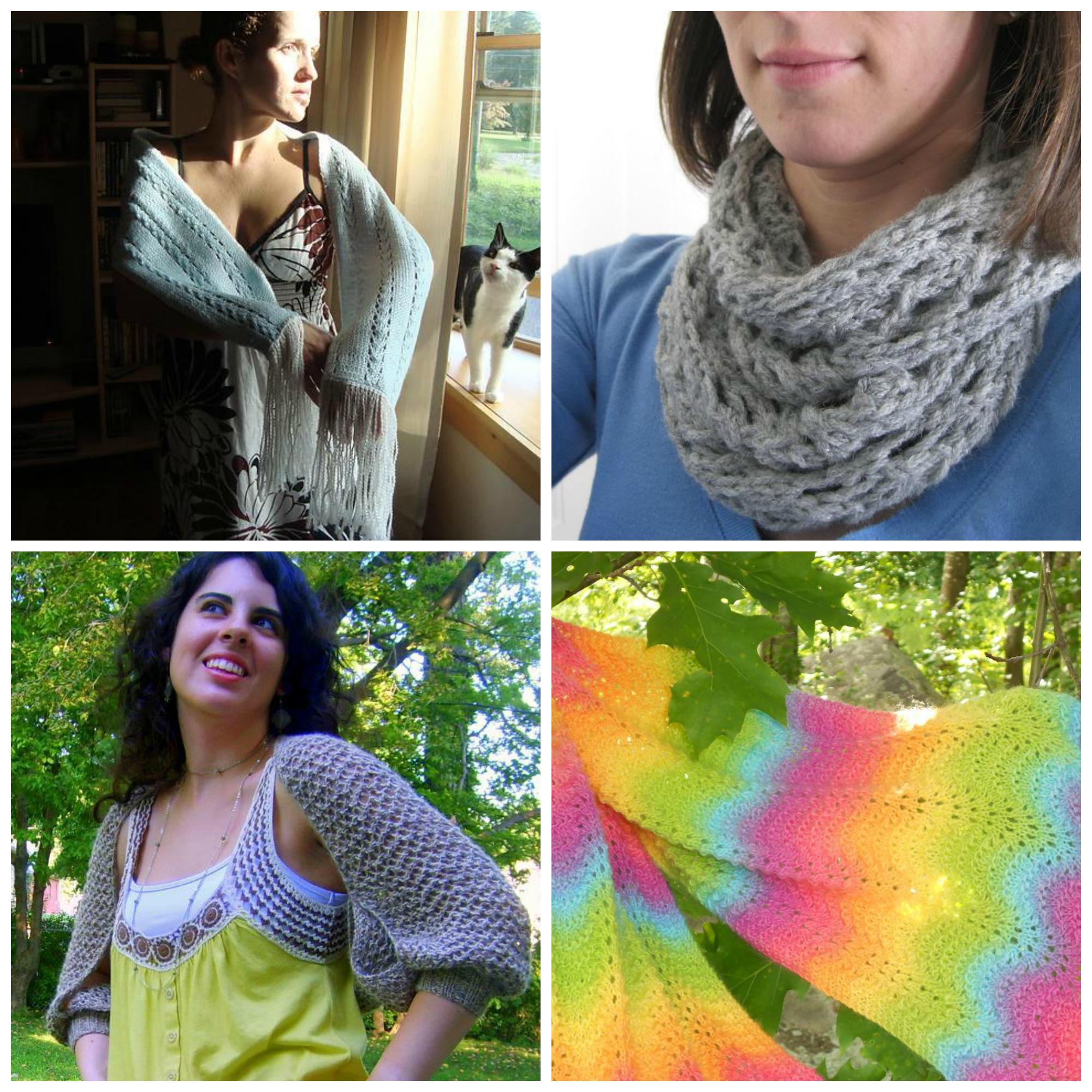 Free Scarf Knitting Pattern eBook