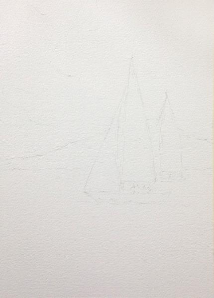 Step1 - Pencil Sketch