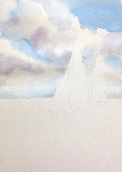 Step2 - Paint the Sky