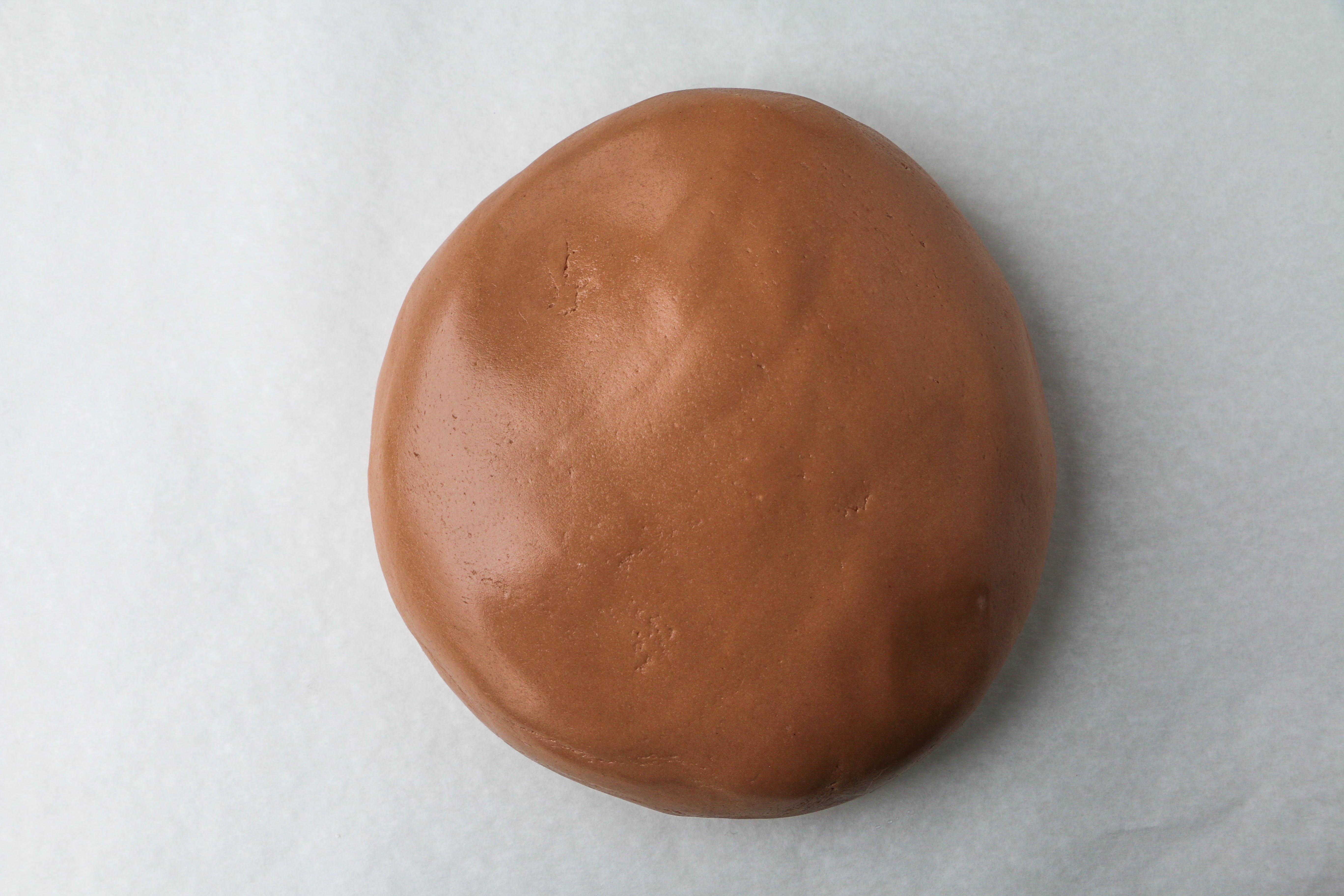 Finished Chocolate Fondant | Erin Gardner