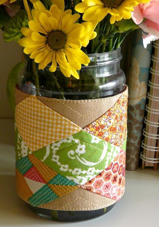 Instavase Jar Wrapper