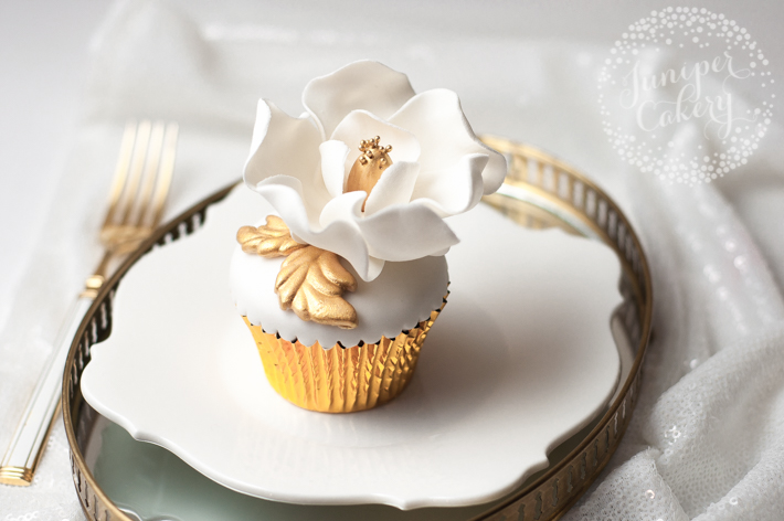 How to make ridiculously fancy cupcakes