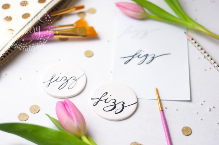 Tips for perfect cake calligraphy painting