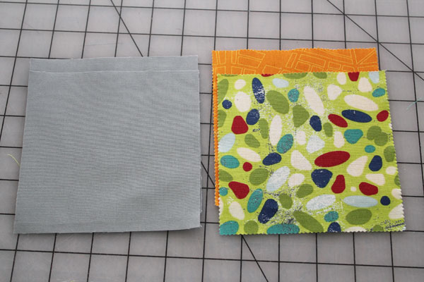 select fabrics for fourpatch