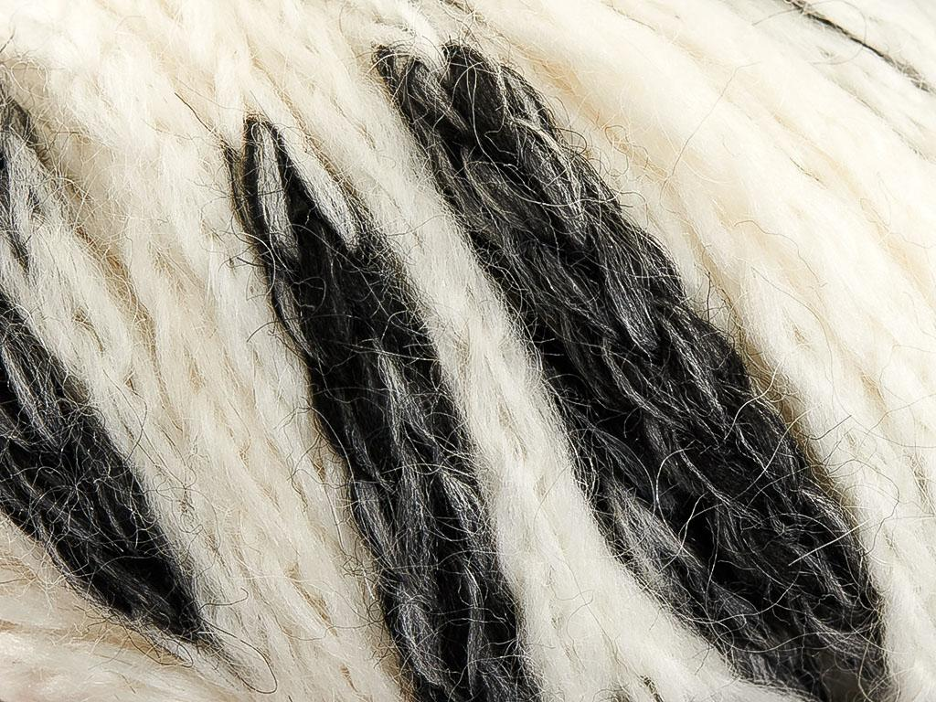 Plymouth Wilde Black and White Yarn