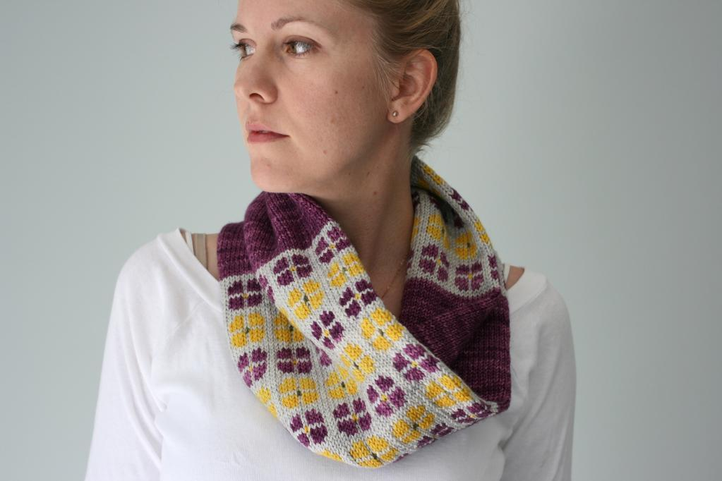Anthos Knit Cowl