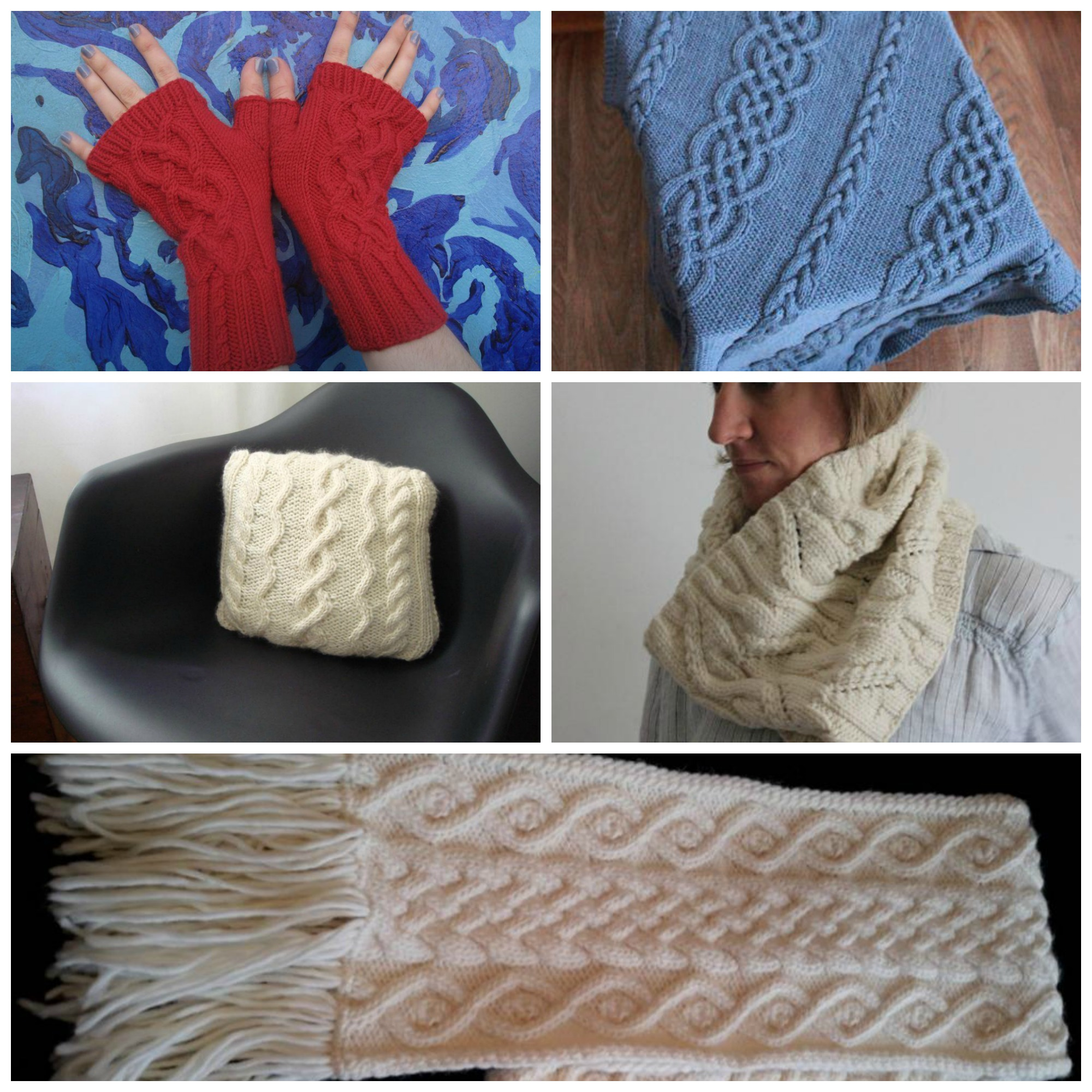 Free Aran Knitting Patterns