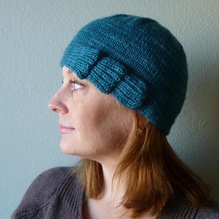 Ribbon Candy Hat Knitting pattern