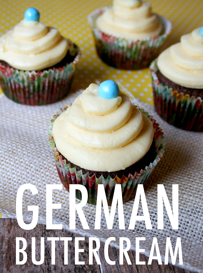 German Buttercream