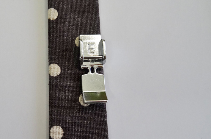Zipper Foot and Top-Stitching project