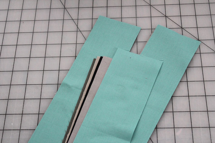 cut strips