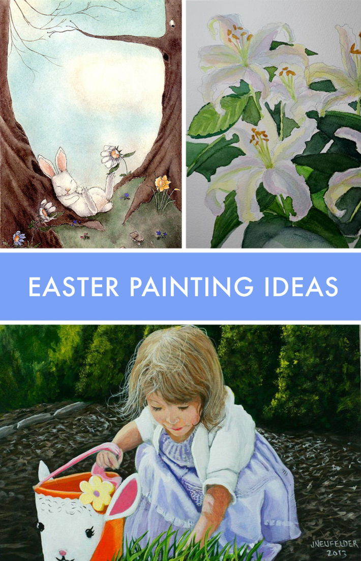 Easter Painting Ideas