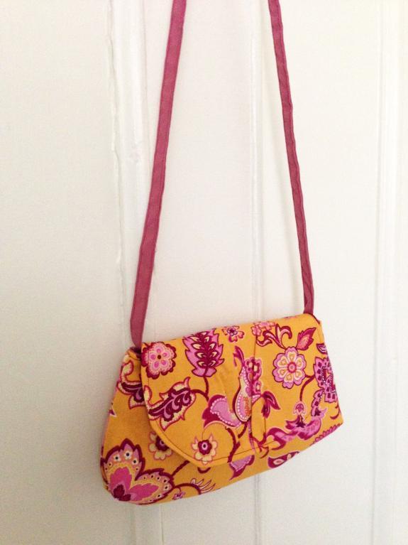 Pink Peony Bag