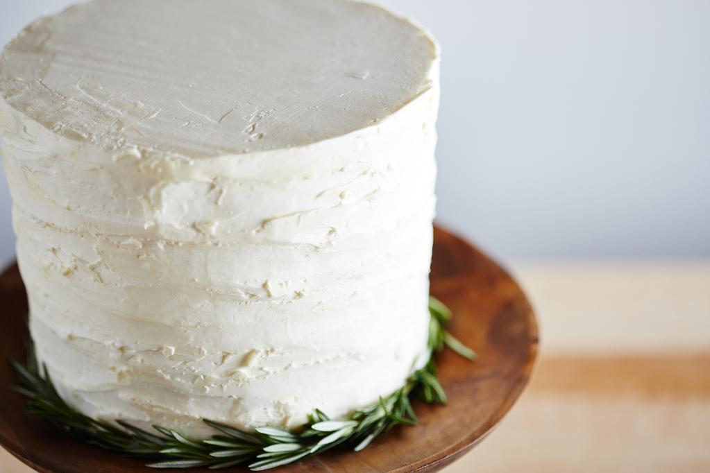Homespun Texture Cake