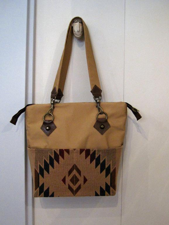 Southwest SusieQ Bag Made With Double Cloth
