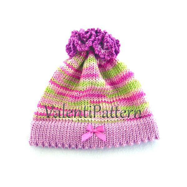 Baby Hat FREE Knitting Pattern