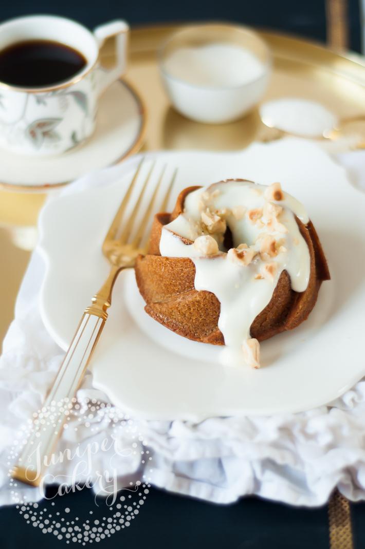 Unique cake flavor ideas using vanilla