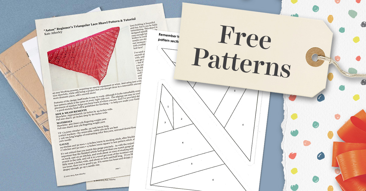 Free Patterns on Bluprint