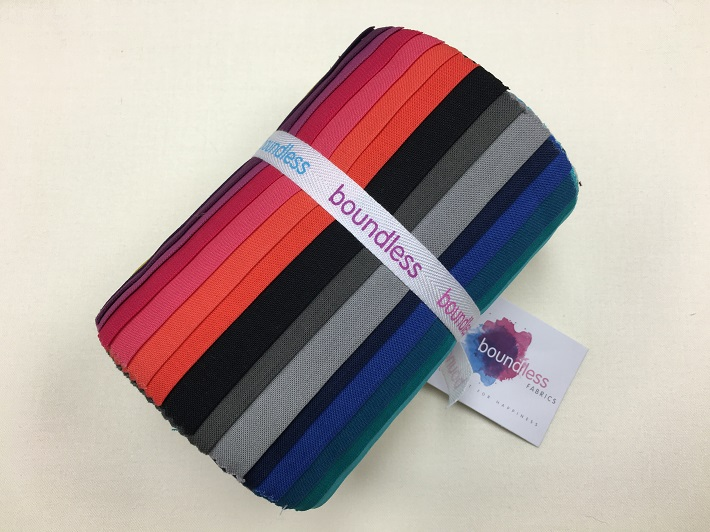 Boundless Rainbow Fabric Bundle
