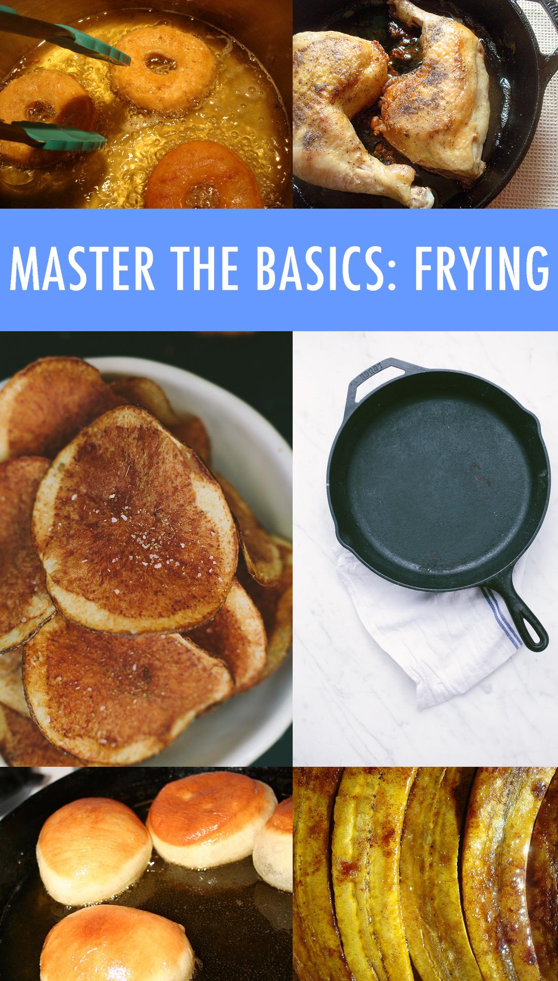Frying basics
