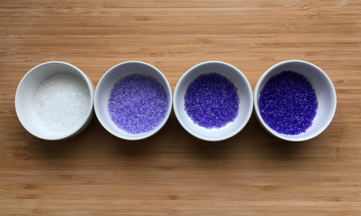 tinted sparkling sugar
