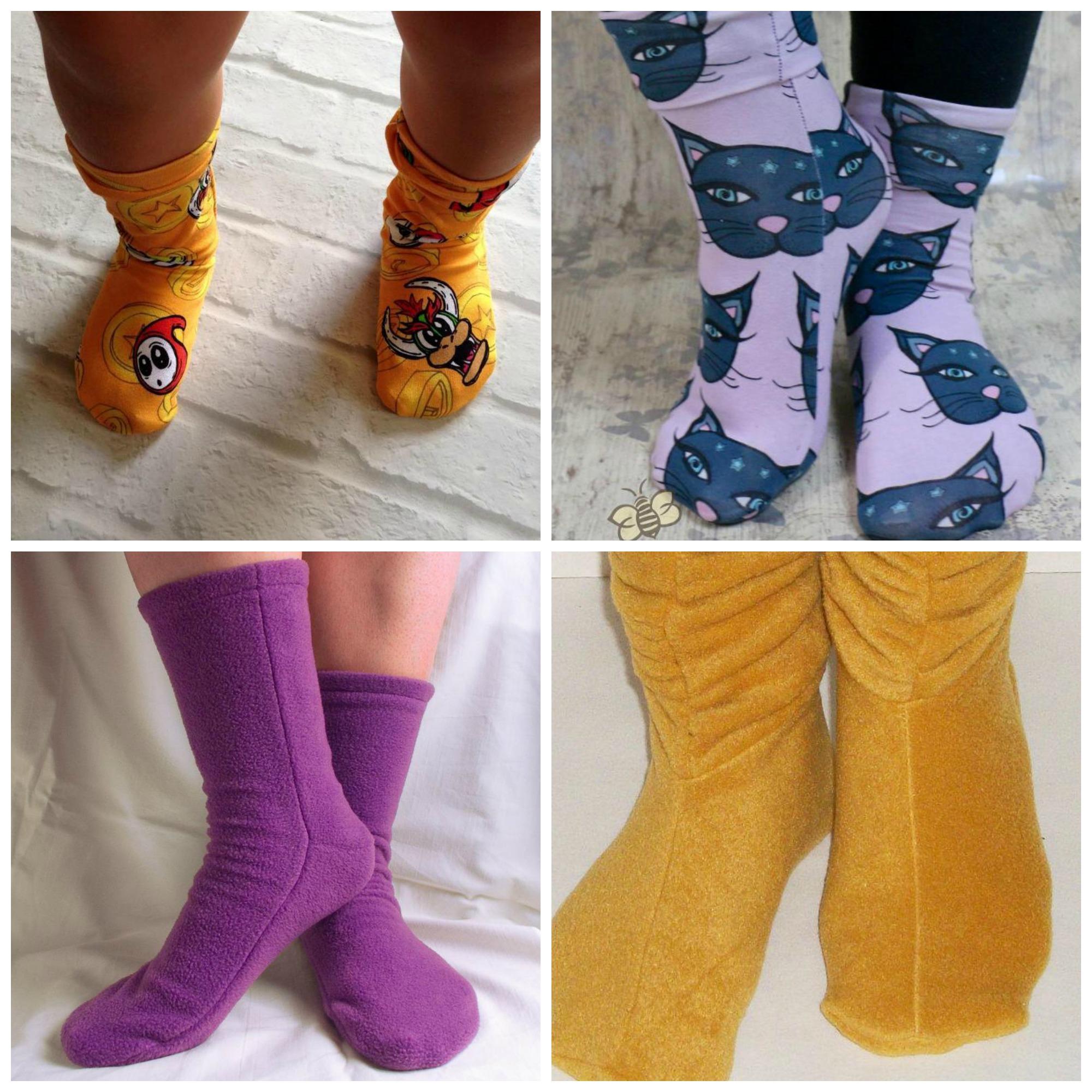 How to Make Socks