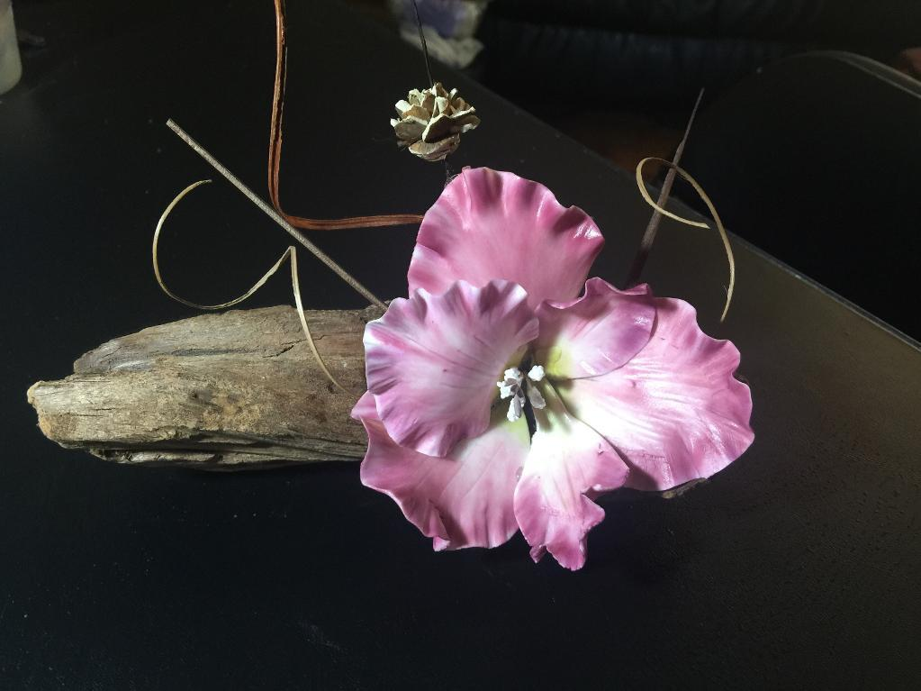 Pastillage flower