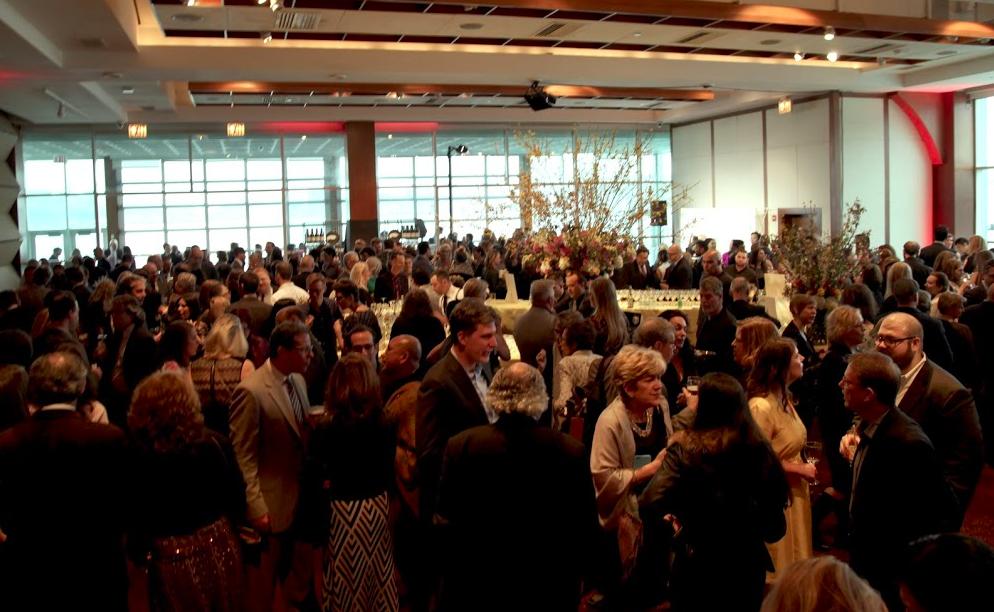 Cocktail reception at the 2016 James Beard Awards