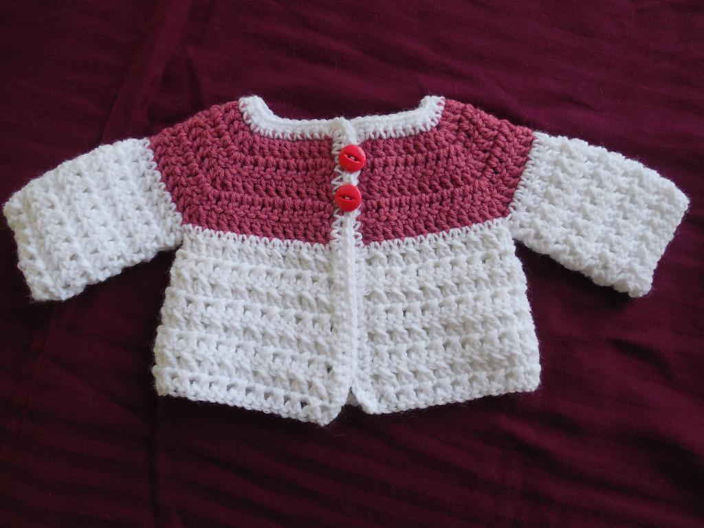 Criss Cross Sweater FREE Crochet Pattern