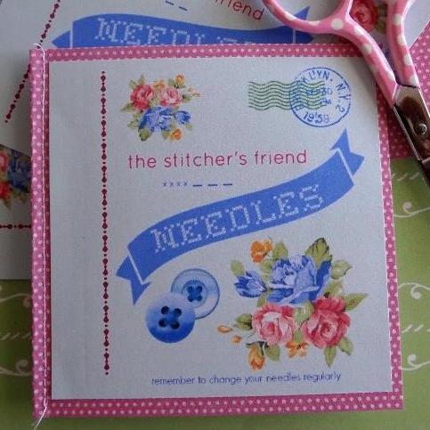 Stitcher's Friend Card
