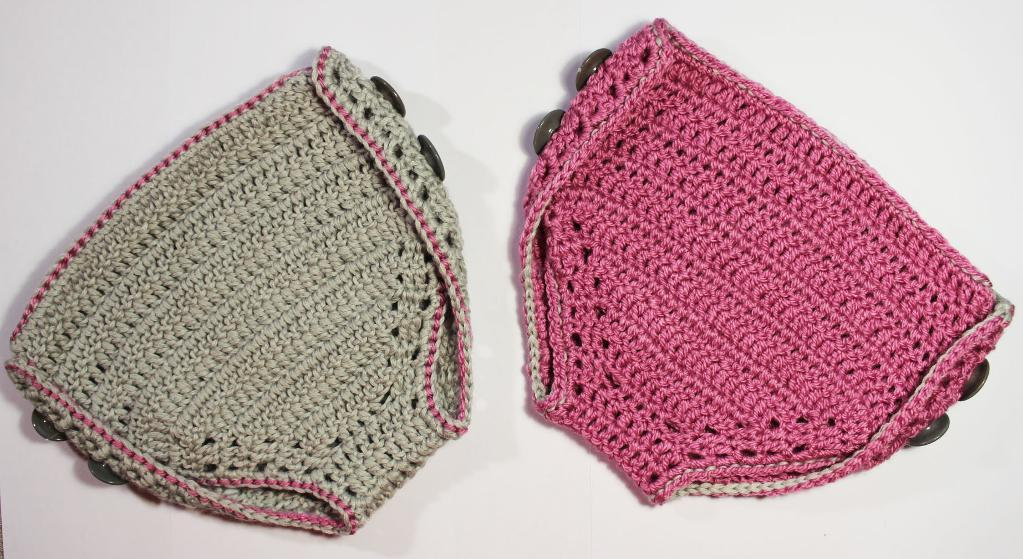 Baby Diaper Cover FREE Crochet Pattern