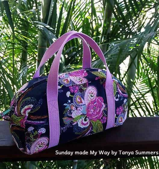 Sunday My Way FREE Bag Sewing Pattern
