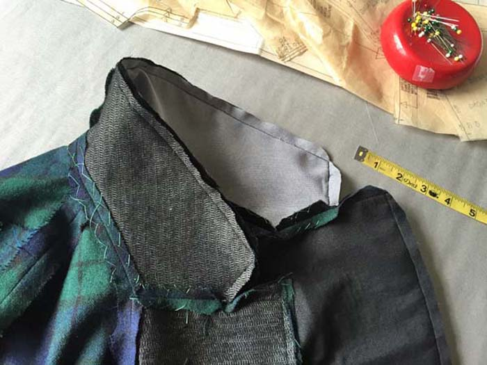 Professional Sewing Tips: Interfacing