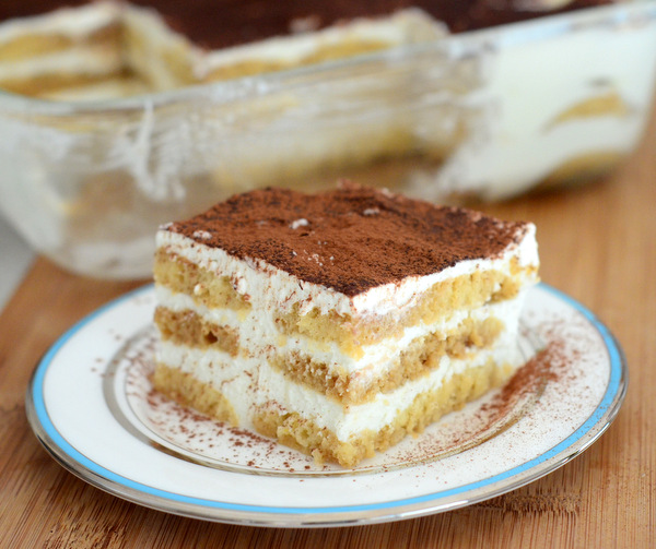The Easiest (and Most Delicious) Tiramisu You Can Make