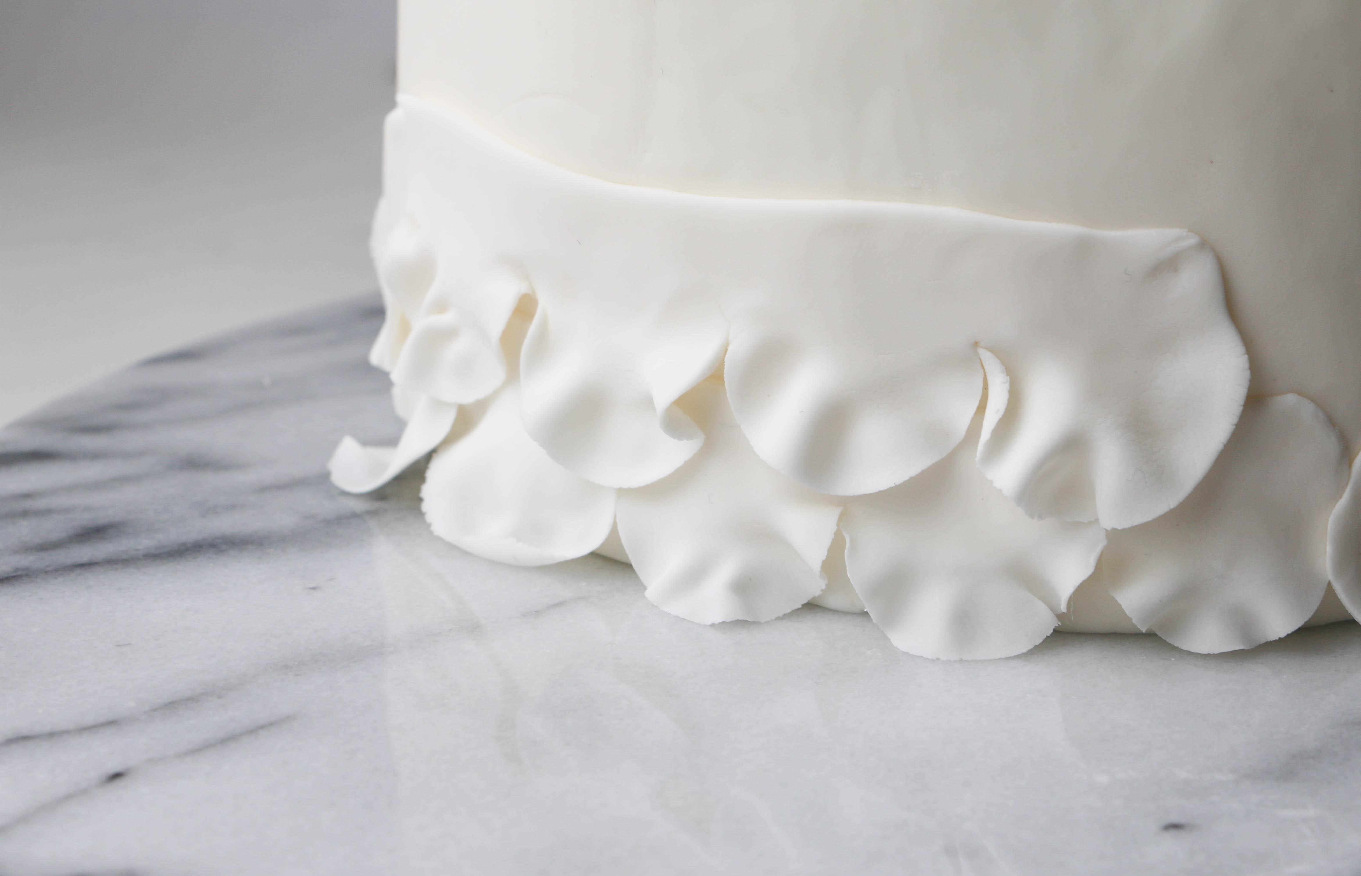 Second Row of Petals | Erin Gardner | Craftsy