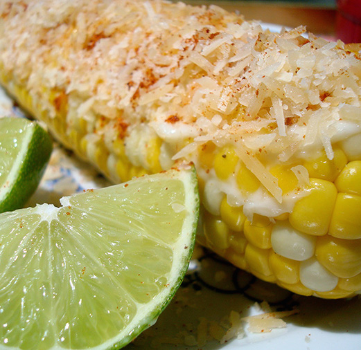 How To Make Grilled Mexican-Style Corn on the Cob