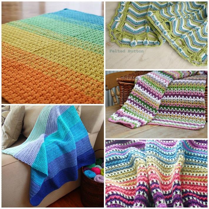 Best Crochet Blanket Stitches