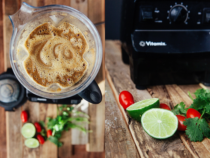 Chili Lime Black Bean Soup: A Vitamix Soup Recipe