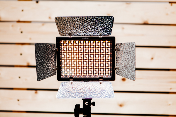 LED Light for Photography