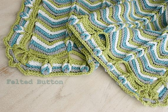 Rolling Ridge Blanket