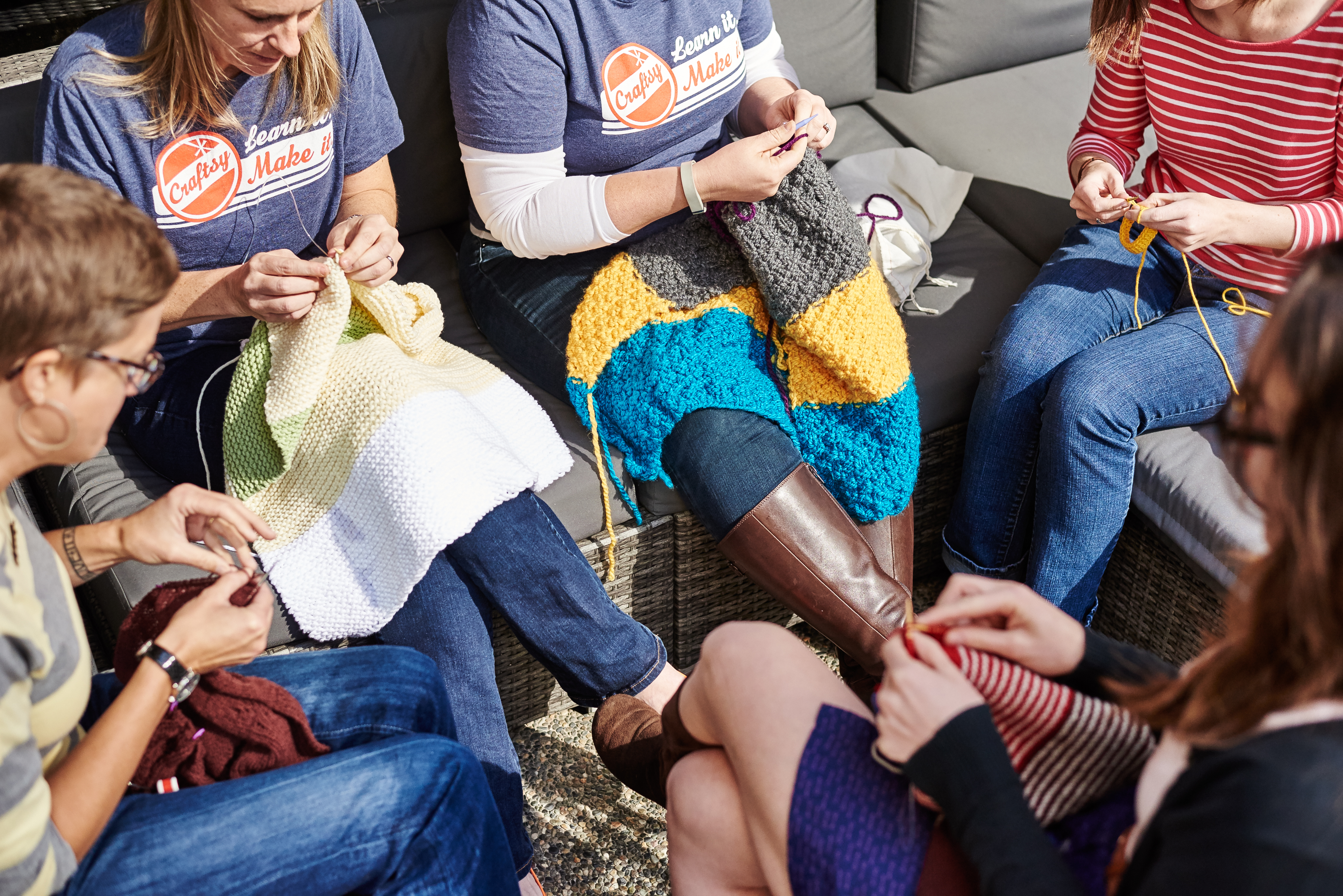 Bluprint Knitting Circle