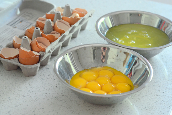 Recipes Using Egg Yolks