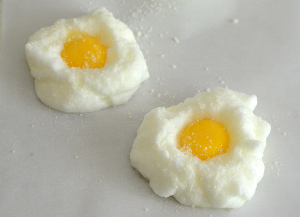 How to Make Baked Egg Clouds