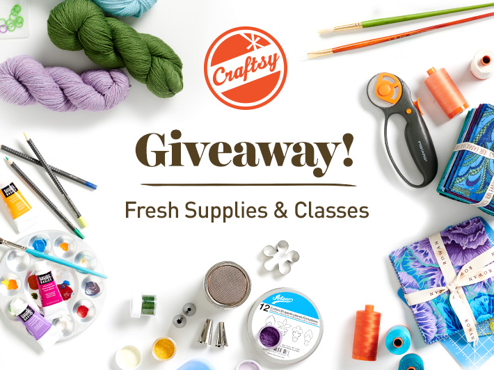 Bluprint Supply and Class Giveaway