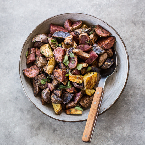 The BEST Grilled Potatoes Recipe
