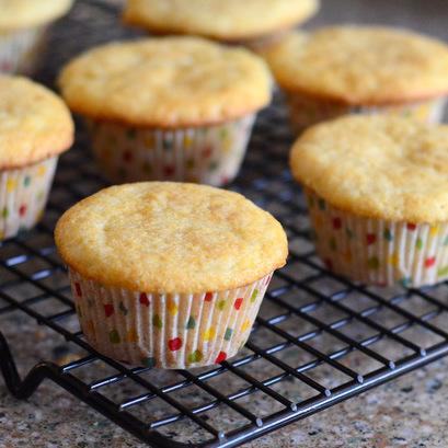 Fast + Foolproof: 30-Minute Vanilla Cupcake Recipe